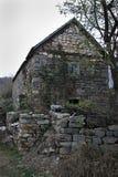 камень дома старый Стоковые Изображения