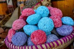Камень пемзы. Селективный фокус стоковая фотография