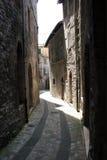 камень переулка стоковое фото rf