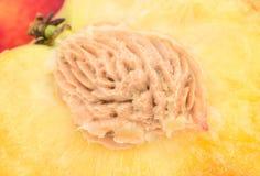 Камень персика Стоковые Изображения RF