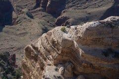 Камень песка на гранд-каньоне Стоковое Изображение RF