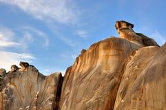 Камень пиктограмм Стоковая Фотография