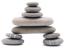 камень пирамидки Стоковое Изображение RF