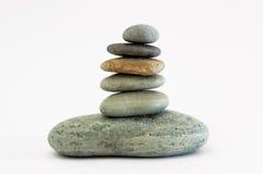 камень пирамидки Стоковое Изображение
