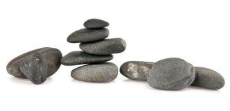 камень пирамидки ровный Стоковые Изображения