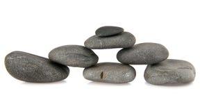 камень пирамидки ровный Стоковое Изображение RF