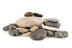 камень пирамидки ровный Стоковое фото RF