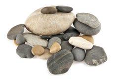 камень пирамидки ровный Стоковые Изображения RF