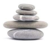 камень пирамидки Стоковая Фотография RF