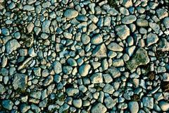 Камень предпосылки задавленный камнем Стоковые Изображения RF