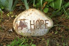 камень сада Стоковая Фотография