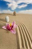 камень сада floves Стоковые Фотографии RF