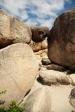 камень сада стоковое изображение rf