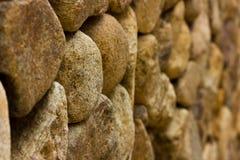 Камень стены Стоковое фото RF