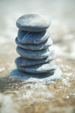 камень стогов стоковые фото