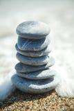камень стогов стоковая фотография