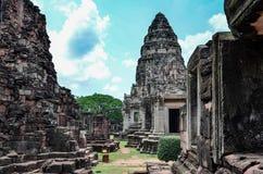 камень Таиланд phimai замока Стоковое Изображение