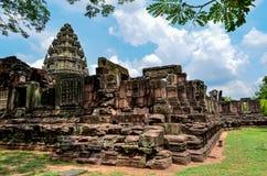 камень Таиланд phimai замока Стоковые Фотографии RF