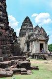 камень Таиланд phimai замока Стоковое Изображение RF