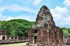 камень Таиланд phimai замока Стоковые Фото