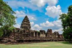 камень Таиланд phimai замока Стоковое фото RF