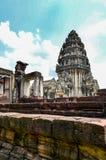 камень Таиланд phimai замока Стоковое Фото