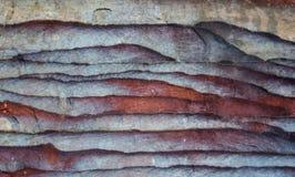 Камень, текстура утеса Стоковая Фотография RF
