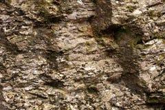 Камень текстурированный утесом Стоковое Изображение RF