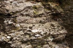 Камень текстурированный утесом Стоковые Фотографии RF