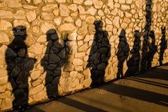 камень теней Стоковые Фотографии RF