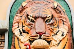 Камень тигра Стоковая Фотография