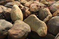 камень утеса стоковое фото
