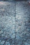 Камень улицы вымощая Стоковая Фотография RF