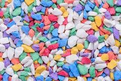 Камень цвета Стоковое Фото