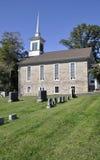 камень церков кладбища старый Стоковая Фотография RF