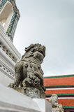 Камень льва Стоковое Изображение