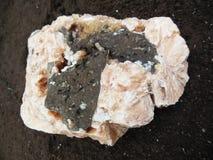 Камень Cristal стоковая фотография rf