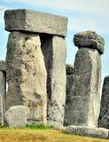 камень henge детали Стоковое Изображение