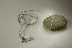 камень mp3 стоковое фото