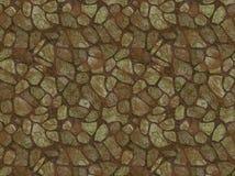 камень paver путя крыл черепицей Стоковые Изображения RF