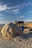 Камень St Thoras Torekov Стоковое Изображение RF