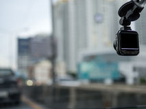 Камера автомобиля стоковая фотография rf