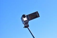 Камера действия Стоковая Фотография RF