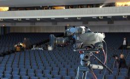 камера закрепляя видео профессионала цифрового путя аксессуары для видеокамер 4k Стоковые Изображения RF