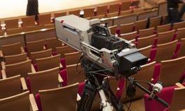 камера закрепляя видео профессионала цифрового путя Стоковые Фотографии RF