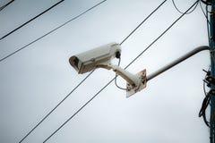 Камера замкнутой телевизионной системы Стоковые Изображения RF