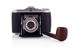 Камера и труба мембран Стоковое Фото
