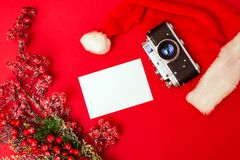Камера и фото стоковое изображение