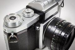 Камера конца-вверх старая Стоковое Изображение