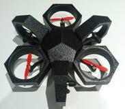 Камера летания стоковое изображение